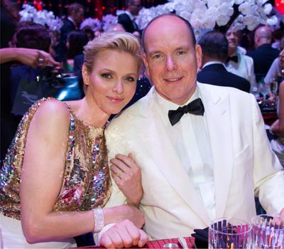 Bague Dior de la princesse Charlène de Monaco