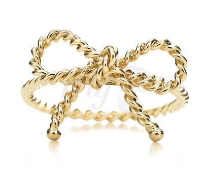 Bague Twist Bow Tiffany