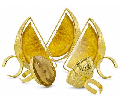 Bijoux Fruits Secs de Kenzo et Delfina Delettrez