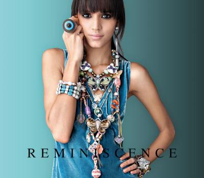Bijoux Reminiscence campagne