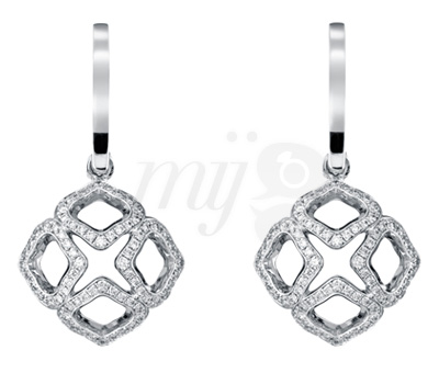 Boucles d'Oreille Imperiale Diamants - Chopard