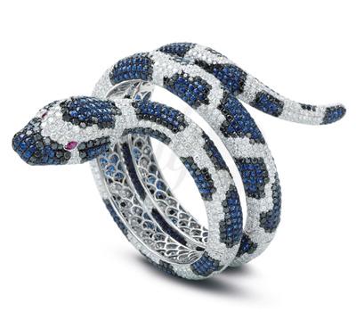 Bracelet Cobra Royal - Roberto Coin