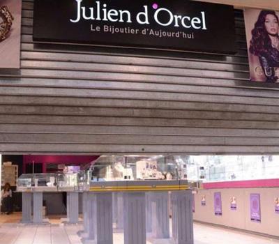 Braquage Julien d'Orcel en Essonne