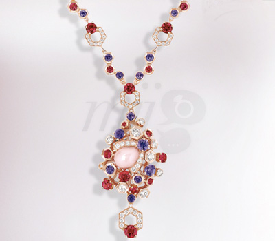 Collier Bee My Love Or Rose - Chaumet