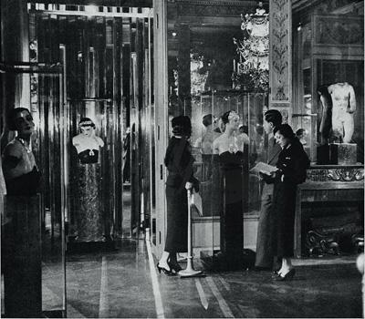 Exposition 1932 Bijoux de Diamants - Chanel