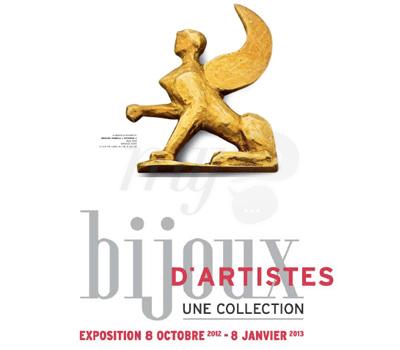 Exposition Bijoux d'Artistes - Paris