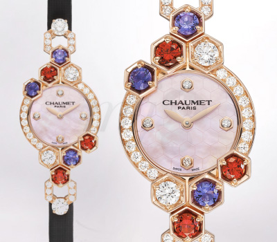Montre Bee My Love Or Rose - Chaumet