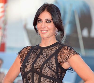 Nadine Labaki en Chopard - Mostra Venise