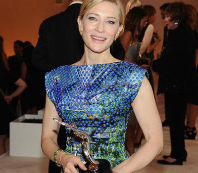 Bijoux Cate Blanchett Van Cleef & Arpels - Stefanie Keenan Getty Images