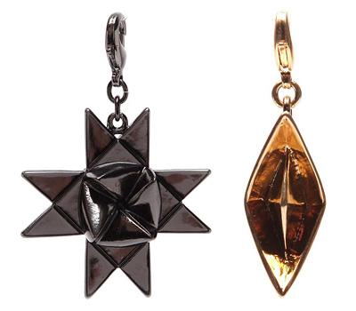 Bijoux charms de chez Pilgrim