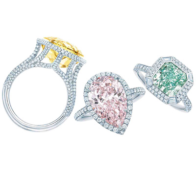 Bijoux Colors of Wonder de Tiffany & Co