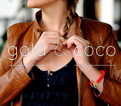 Bijoux Gold & Coco Paris