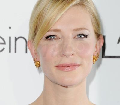 Boucles d'Oreilles Cate Blanchett Van Cleef & Arpels - Jon Kopaloff Getty Images