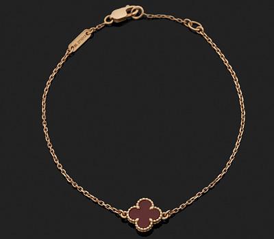 Bracelet Alhambra Van Cleef & Arpels d'occasion