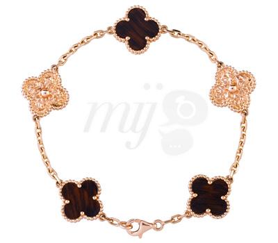 Bracelet Alhambra Vintage Bois d'Amourette - Van Cleef & Arpels