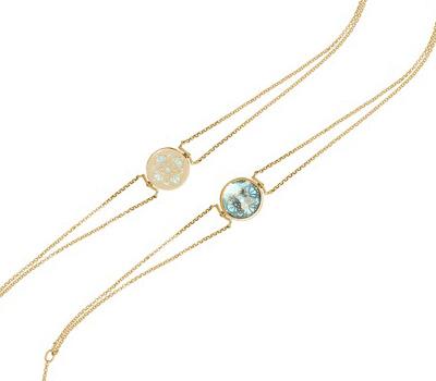Bracelets Swivel de Perle de Lune
