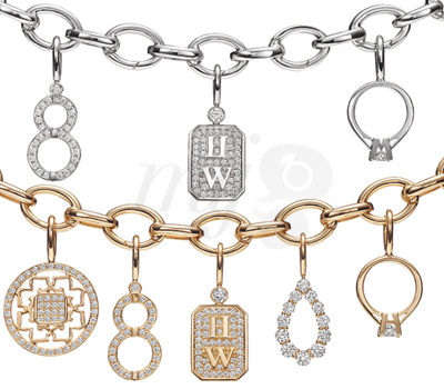 Collection Charm's Harry Winston Joaillerie