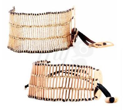 Bracelets Manchettes 24 Or - Apriati
