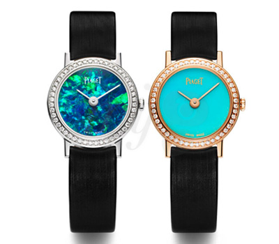 Montre Altiplano Piaget - Turquoise Opale