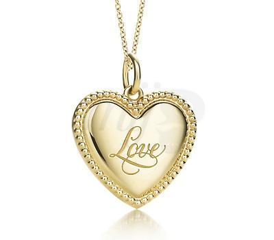 Pendentif Love - Tiffany & co Joaillerie