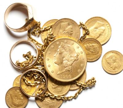 Rachat d'or à la casse à Nice