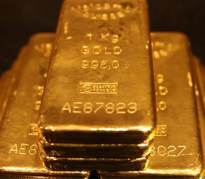 Taxe sur la vente de lingots d'or