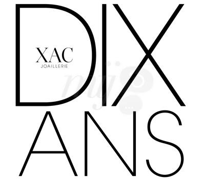 10 ans XAC Joaillerie