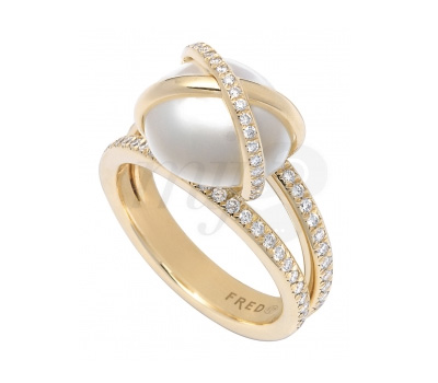 Bague Baie des Anges - Fred