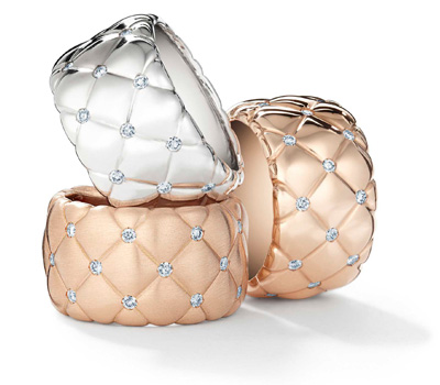 Bagues du joaillier Fabergé