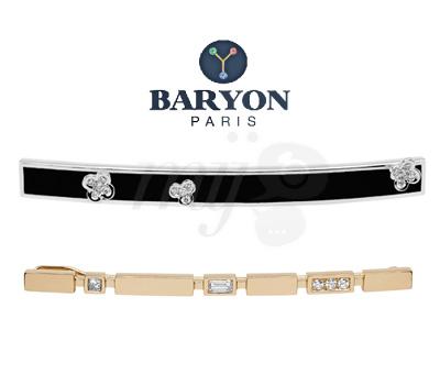 Barrettes Précieuses - Baryon Paris