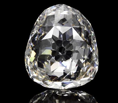 Beau Sancy : diamant blanc