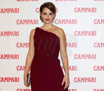 Bijoux Chopard portés par Pénélope Cruz