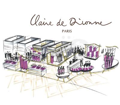 Bijoux Claire de Divonne - Galeries Lafayette