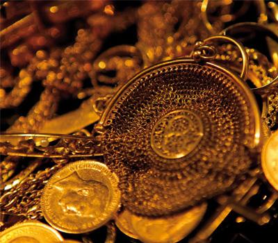 Bijoux en or soumis à une taxe forfaitaire