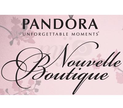 Boutique Pandora au Carrousel du Louvre
