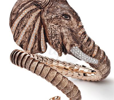 Bracelet Éléphant - Roberto Coin Joaillerie