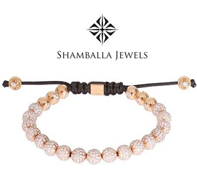 Bracelet Shamballa authentique