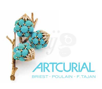 Clip Sterle - Vente Bijoux Artcurial 2012