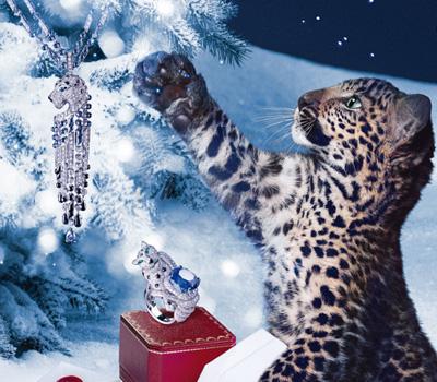 Cartier Bijoux - Winter Tale