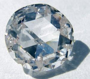 Diamant artificiel ou synthétique