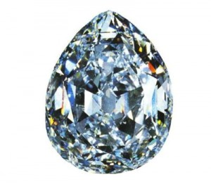 Diamant blanc Cullinan