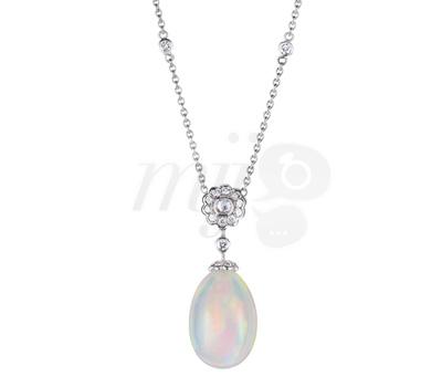 Diamants et Opale - Karénine Fabergé