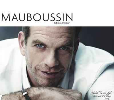 Garou pour les Bijoux Mauboussin