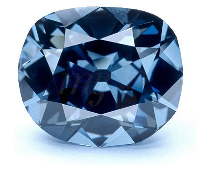 Hope : diamant bleu