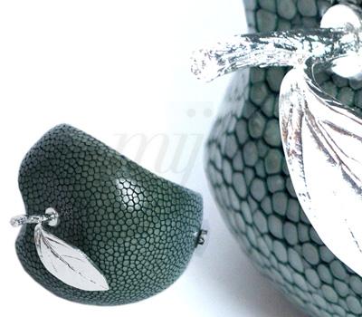 Manchette Pomme Galuchat - Nicolas Theil