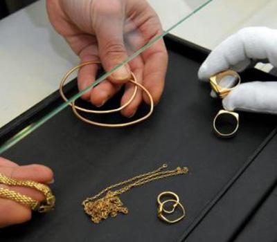 Rachat d'or à la casse en Suisse