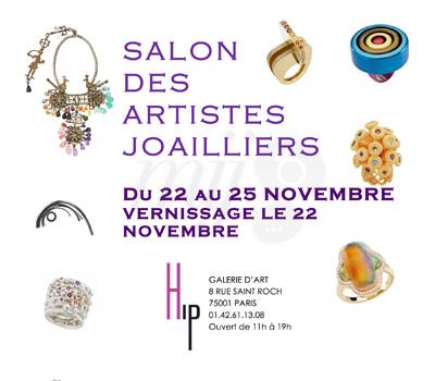Salon des Artistes Joailliers - Galerie Hip 2012