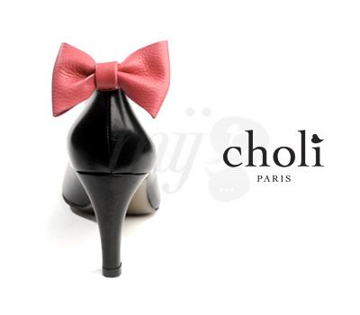 Bijou Chaussure Petit Noeud - Choli