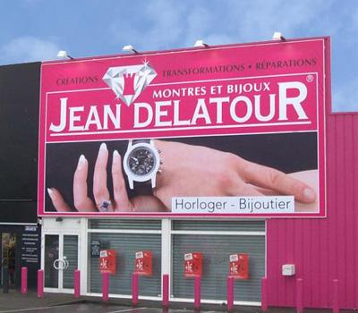 Bijouterie Jean Delatour à Vénissieux