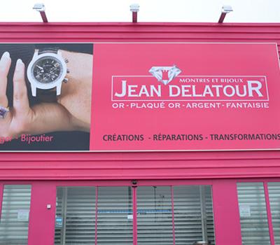 Bijouterie Jean Delatour en France